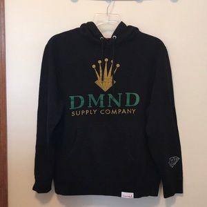 Diamond supply logo hoodie